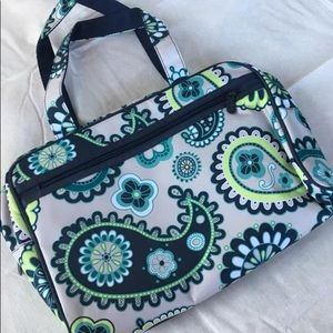 New Thirty One Handle It Cosmetic Bag
